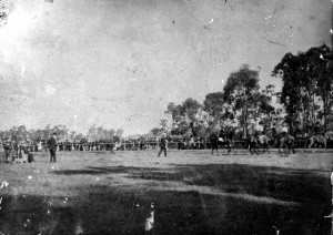 p0038, lawnton showgrounds, 1930