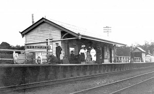site 26 p2000 north pine railway station 1911